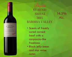 St Henri is one of the many series of wines under the Penfolds wines label. This series was first launched in the 1950s, so it is more than 60 years old. The popularity of the wine has not waned ever since. #PenfoldsWines #StHenriShiraz #RedWine #WineOnline #WineAustralia https://www.facebook.com/ozwinelover/posts/187416548435479