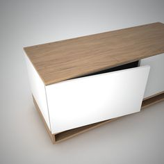 Harlem Low Sideboard (2) White - Join Furniture Low Sideboard, Modern Sideboard, Alcove Cupboards, Join, Contemporary, Furniture, Design, Style, Consoles