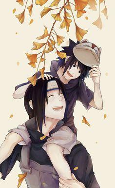 Itachi e Sasuke