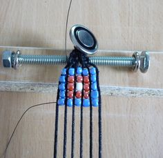 diy bead loom tutorial!