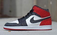 Air Jordan 1 Retro Custom by JBF for Eniko Mihalik - EU Kicks: Sneaker Magazine