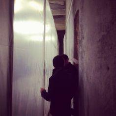 L'ospite ostile di Annamaria Di Giacomo e Stefania Zocco. #BOCS #art #contemporaryart #sitespecific