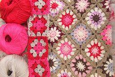 Crochet blanket - Haken en meer