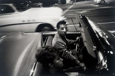 Prolific street photographer Garry Winogrand captured the strangeness of 1960s America.   Los Angeles, 1964.