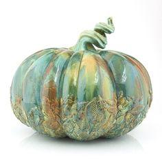 Kate Malone: Waddesdon Sprigged Big Mother Pumpkin                                                                                                                                                                                 More