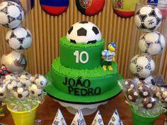 Bolo Copa do mundo 2014