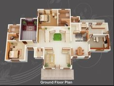 98 best 3d floor plans images floor plans house floor plans rh pinterest com