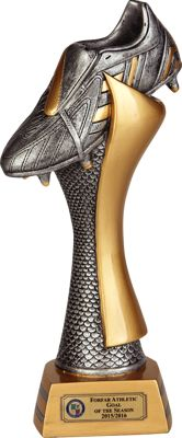 Dominance Boot Football Trophy