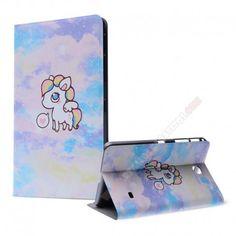 Funda personalizada diseño potro lindo para tu Galaxy Tab 4 de 7 pulgadas