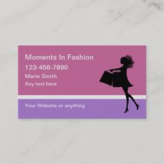Fashion Theme Business Cards Trendy Trendy fashion business cards template in beautiful colors with fashionista silhouette carrying shopping bags full of fashions. #Fashion Fashion Business Cards, Fashion Themes, Shopping Bags, Trendy Fashion, Silhouette, Templates, Colors, Beautiful, Stencils