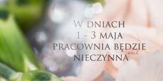 Majówka – Złoto-Orla – Pracownia Jubilerska, Warszawa  Wy też odpocznijcie!