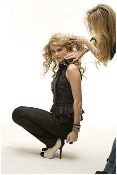Taylor Swift - Blender Magazine 2008
