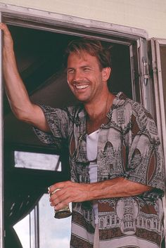 kevin costner ... tin cup; this is like looking at a picture of my ex-husband!