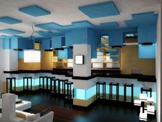 Amazing cafe Interior from Luxury Interior Design Cafe 600x450 Luxury Interior Design Cafe