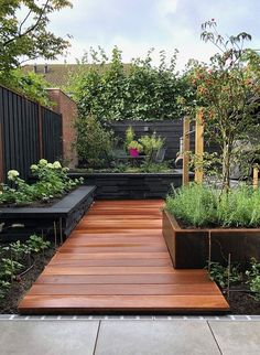 Small Backyard Gardens, Backyard Garden Design, Small Garden Design, Rooftop Garden, Garden Landscape Design, Backyard Patio, Backyard Landscaping, Outdoor Gardens, Small Garden Layout