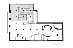 Red Bull Music Academy New York,Cellar Floor Plan