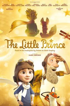 Based on the best-seller book 'The Little Prince', the movie tells the story of a little girl that lives with resignation in a world where efficiency and work are the only dogmas. Everything will change when accidentally she discovers her neigh...