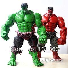 (32.90$)  Buy here  - Super Hero The Avengers toys, 10 inch Hulk Action Figures,children toys, PVC Model Dolls Movable,toys for kids