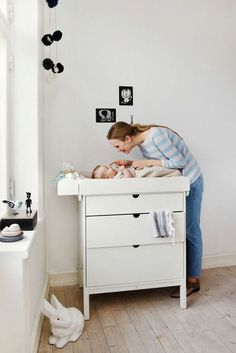 Stokke Home Dresser and Changer, baby changing table, nursery room, baby room, kids decor, motherhood.