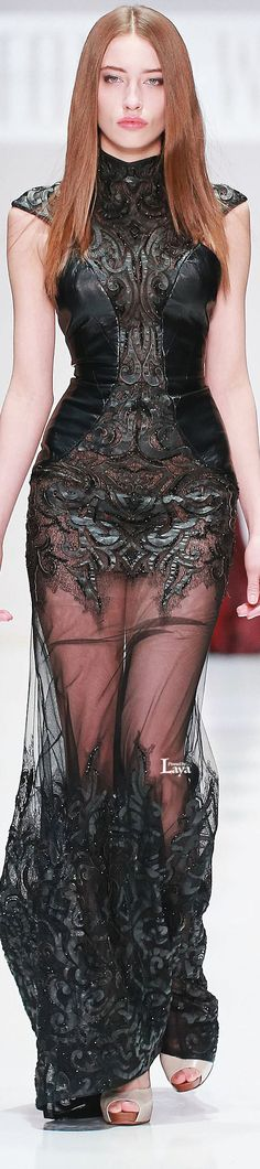 ♔LAYA♔TONY WARD S/S 2015 RTW♔