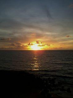 Nascer do sol em Bairro Novo, Olinda-PE