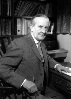 Out of the darkness of my life, so much frustrated, I put before you the one great thing to love on earth: the Blessed Sacrament … There you will find romance, glory, honour, fidelity, and the true way of all your loves on earth…  - JRR Tolkien