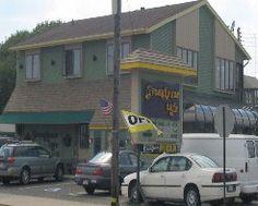 Greenhouse Cafe, Long Beach Island, New Jersey