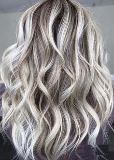 15 Ash Blonde Hair Color Ideas To Show Off : Fabulous Blonde Hair Color Cool Toned Blonde Hair, Cool Blonde Hair Colour, Bright Blonde Hair, Balayage Hair Blonde Medium, Grey Blonde Hair, Blonde Hair Looks, Icy Blonde, Hair Lights, Light Hair