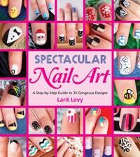 By: Larit Levy Never have boring nails again! Spectacular nails mean more than a coat of pink polish. Discover fashion art, with a world of fabulous colors, unique patterns, and gorgeous embellishment