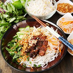 Vietnamese grilled lemongrass pork (thit heo nuong xa) - so easy and ridiculously good!