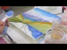 Anne Nye at Rainbow Glass, Omaha, Nebraska I love Anne Nye's work. It is amazing.