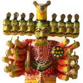 Wooden Toys of Varanasi
