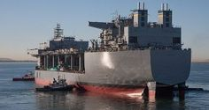 NASSCO to upgrade USNS Lewis B. Puller for special operations forces