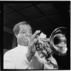 Louis Armstrong, 1947 - one of my all time favs
