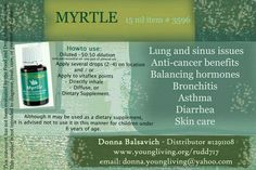 Myrtle Young Living