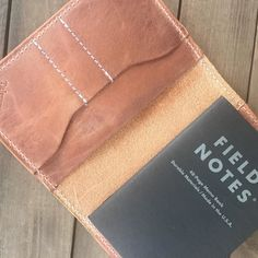 Have a couple traveler wallet samples in old world harness for $50 shipped in the US. DM us to pick one up.