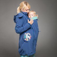 Liliputi® Babywearing Mama Coat - Feather