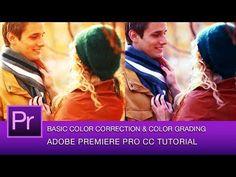 Premiere Pro Color Correction and Color Grading Tutorial   Adobe Premiere Pro CC - YouTube