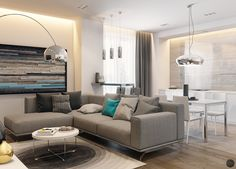 Дизайн квартиры в Москве . 142м2 — TERO