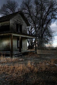 Possessed and Haunted Houses
