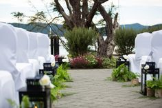 Foliage for the aisle - at Poets Cove, Pender Island Wedding Venues, Wedding Day, Victoria Wedding, Island Weddings, Vancouver Island, Resort Spa, West Coast, Great Places, Wedding Details