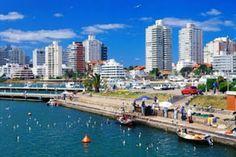 Puerto de Punta del Este - Maldonado -Uruguay