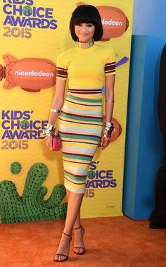 Zendaya Coleman Kids Choice Awards - Celebrity Style Week: Celebrity Style Fashion and Latest Trends Zendaya Outfits, Zendaya Style, Zendaya Fashion, Aaliyah Outfits, Look Fashion, Girl Fashion, Fashion Outfits, Quirky Fashion, Fashion Weeks