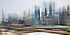 Sabine Wild, Hong Kong Projections III, 2011 / 2011 © www.lumas.de/ #Lumas