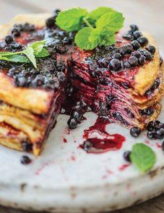 Sweet Paul's Nordic Pancake Cake - Summer 2013 - Page 136-137