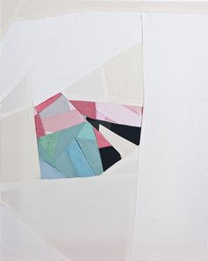 Jessica Bell / textile collages
