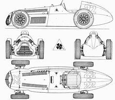Alfa Romeo's Sports Sedan is a Future Classic: HagertyThe 2017 Alfa Romeo Giulia Quadrifoglio has Alfa Romeo, Automobile, Microcar, Sports Sedan, Car Posters, Vintage Race Car, Car Drawings, Car Sketch, Retro Cars