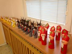 Certici Kids Fun, Cool Kids, Advent Calendar, Santa, Holiday Decor, Creative, Home Decor, Decoration Home, Room Decor