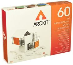 Each box contains: 220+ pcs, 5x A4 blank Arckitexture adhesive sheets, introduction manual * FREE online access to: Arckit Digital Components, Arckitecture Printable Materials Library * Pro tip! For even more fun, why not integrate Arckit 60 with other Arckit products including our Arckit Infiniti 3D printed bespoke components from Shapeways? * Reusable, Fast, Easy, Modifiable, Zero Glue, Add On System * (Placed within the Amazon Associates program) * 14:02 Mar 9 2017