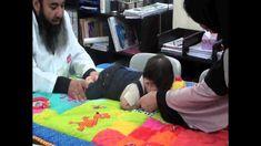 جلسة تنمية قدرات أسامة مدبولي لتدريبات الزحف , متلازمة داون Down syndrome Down Syndrom